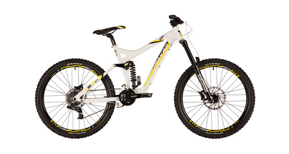 Mondraker Prayer white